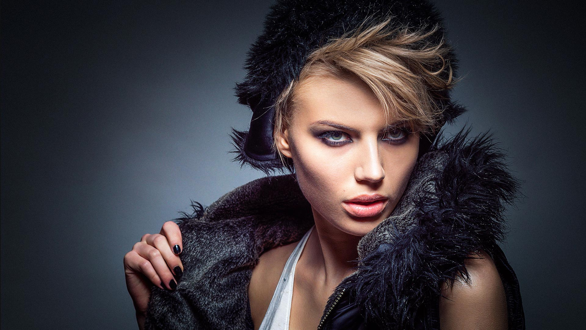Female Model Photography - Miami Beach